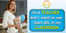 I'm a teacher and I want to use Start ASL in my classroom